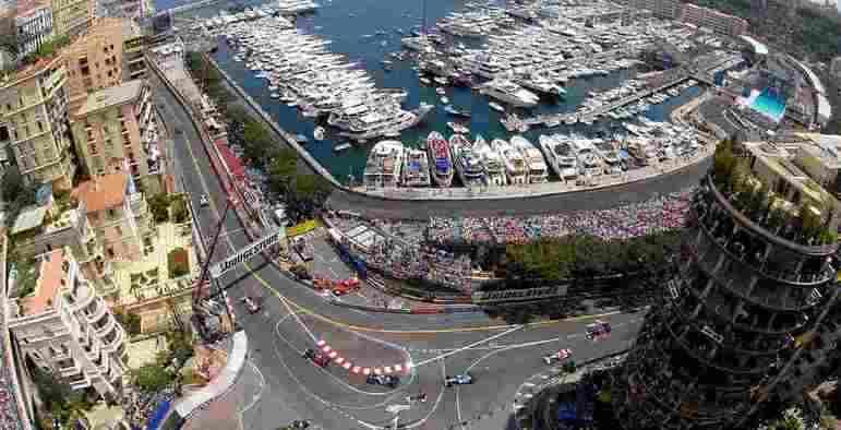 5 - GP de Mônaco - Monte Carlo -  23 de maio.