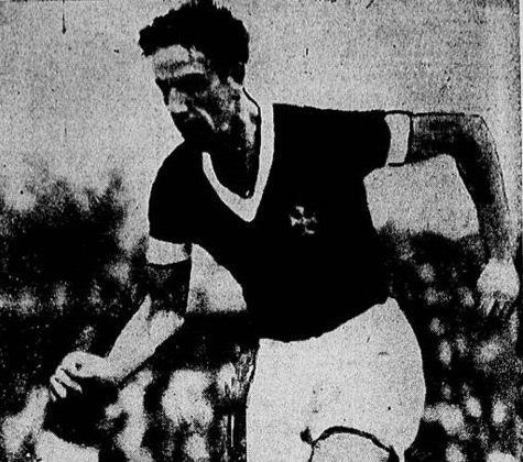 5º – Hugo Lamanna – argentino – 1934-1935 - 25 gols