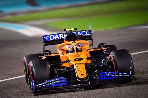 5 - Lando Norris (McLaren) - 6.22 - Andou bem e ajudou o time a conquistar o terceiro lugar nos construtores.