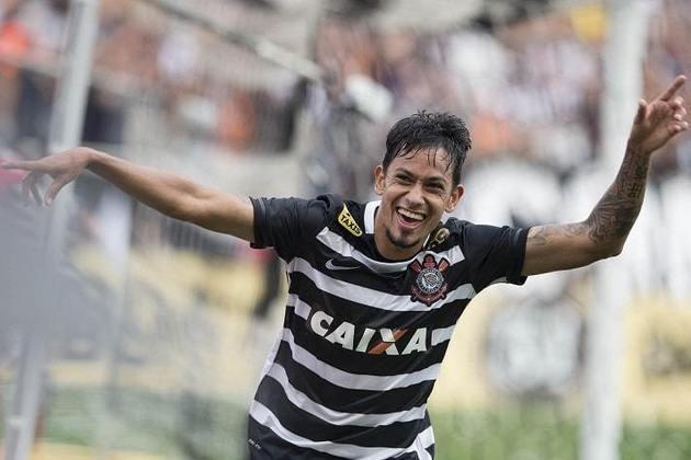 5) Lucca - 2 gols -  marcou um dos gols na história goleada por 6 a 1 na 36ª rodada do Brasileirão-2015 (22/11/2015) e outro na vitória por 2 a 0 na Fase de Grupos do Paulistão-2016 (14/2/2016)