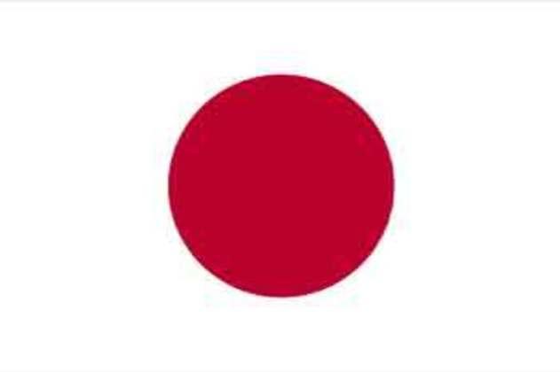 5º lugar - Japão: 80 pontos (ouro: 19 / prata: 6 / bronze: 11).