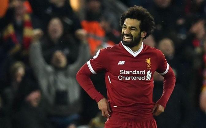 5. Mohamed Salah: Atacante - 120 milhões de euros (Liverpool) - Um dos maiores craques da atualidade, Salah soma mais de 170 atuações pelo Liverpool e possivelmente vai brigar novamente pela artilharia do Campeonato Inglês.
