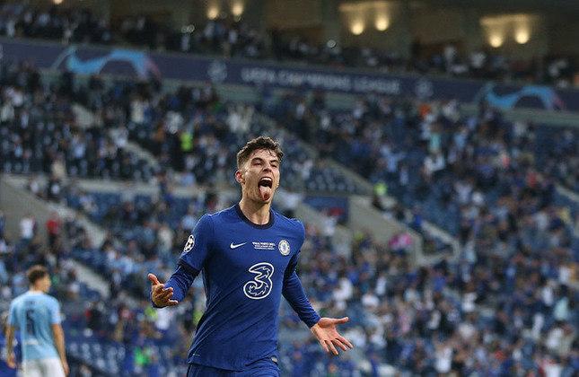 5. O Chelsea é patrocinado pela Three UK, empresa de telefonia e interna. Os Blues garantem 40 milhões de euros no acordo, o que dá pouco mais de R$ 240,7 milhões.