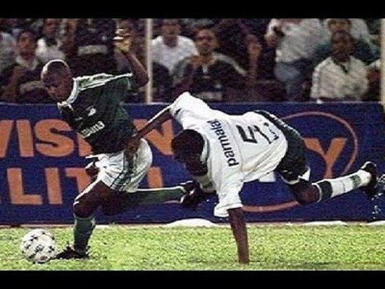 5º) Palmeiras x Deportivo Cali - 10 pontos