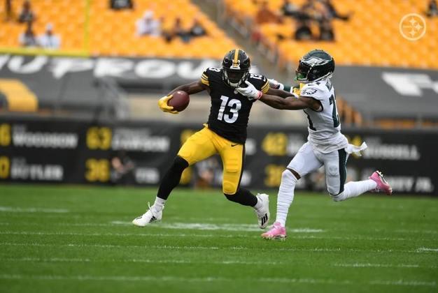 5° Pittsburgh Steelers: Invicto, com uma defesa dominante e um ataque que começa a fazer suas gracinhas. É festa em Steel City.