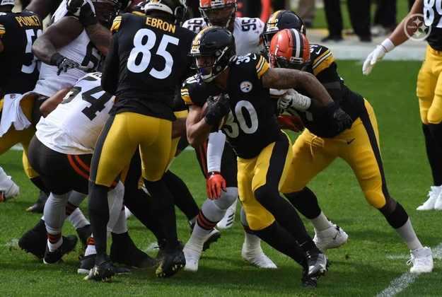 5° Pittsburgh Steelers: Invicto e com uma defesa dominante, Steelers vai brigar por título em 2020.
