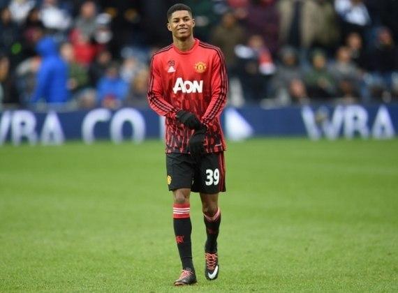 5º - Rashford (Manchester United) 152.3 Milhões de euros