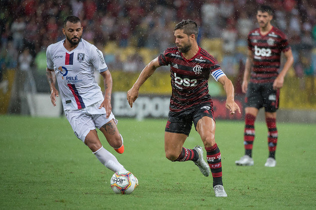 5) Resende 1 x 3 Flamengo - Data: 3/2/2020 - Local: Maracanã - Público pagante: 50.454 - Campeonato Carioca