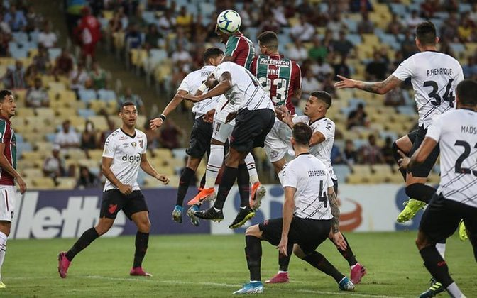 5ª rodada - Athletico-PR x Fluminense - 22/08 - 16h - Arena da Baixada