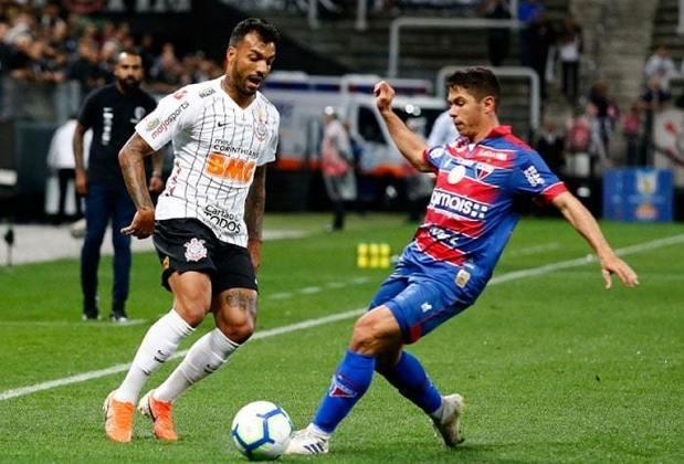 5ª Rodada - Corinthians x Fortaleza - Arena Corinthians - 22/8 - sábado - 19h
