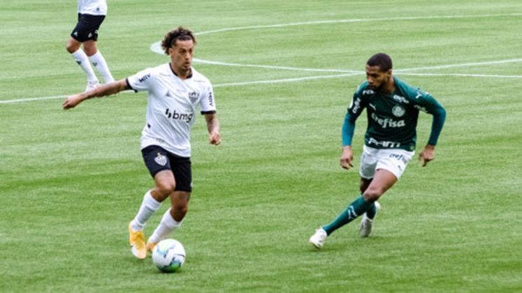 5ª rodada – Palmeiras x Atlético-MG – 20/06 – 11h (de Brasília) – Allianz Parque