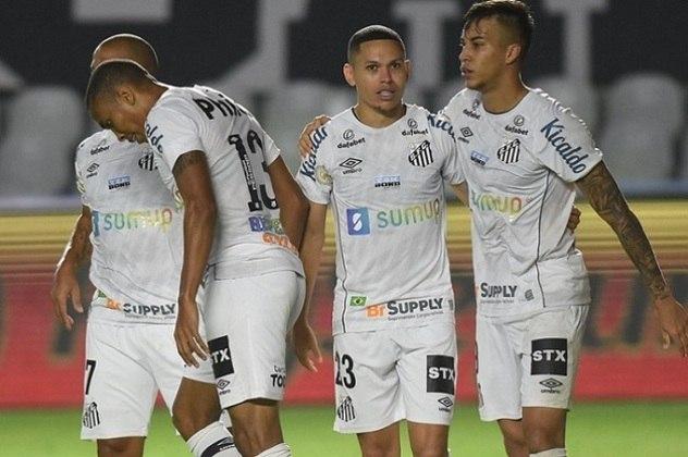 5º - Santos: Total – 9.539.294 milhões de inscritos
