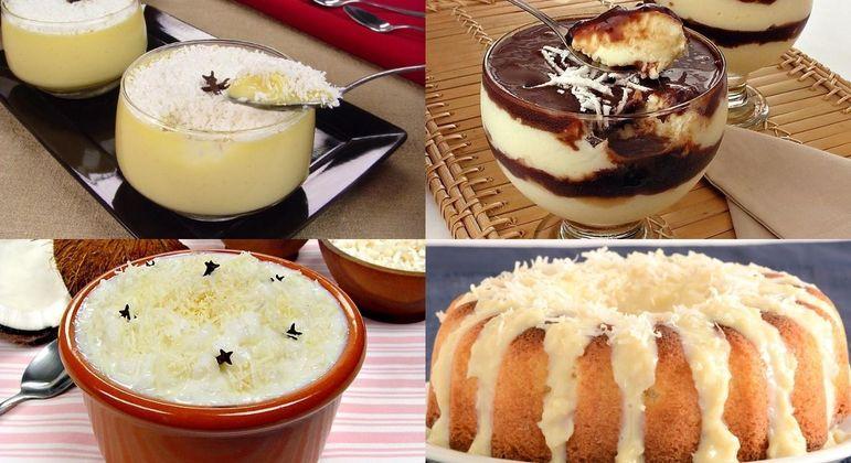 5 sobremesas com beijinho para você experimentar hoje mesmo!