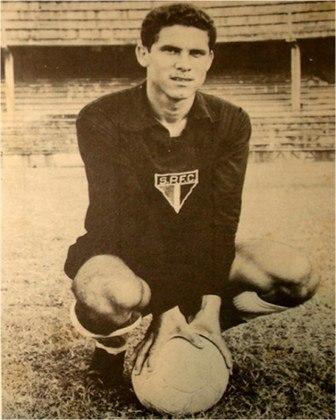 5° - Suly: 253 jogos - Suli Cabral Machado, o Suly, atuou pelo São Paulo de 1961 a 1966. Foi titular do Clube da Fé durante a época que não havia investimento no futebol, por causa da construção do Estádio do Morumbi.