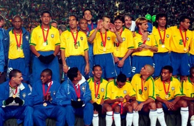 5º título: 1997 - Vice: Bolívia
