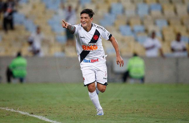 5º - Vasco 1x0 ABC-RN - Copa do Brasil 2020.