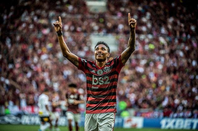 5º - Vitinho (CSKA - Flamengo) - 2018 - R$ 44 milhões