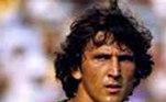 5º - Zico: 48 gols em 71 jogos pela Seleção