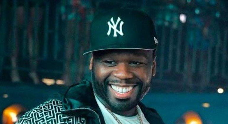 50 Cent - rapper estadunidense