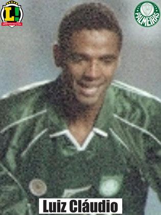5,0 - Luiz Cláudio - Entrou no lugar de Pena para dar mais presença de área ao time. Conseguiu segurar um pouco mais os zagueiros adversários.