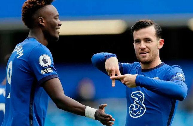 50 milhões de euros (R$ 324,9 milhões) - Ben Chilwell é mais um jogador do Chelsea contratado nesta temporada e que fez a equipe crescer de produção no lado esquerdo