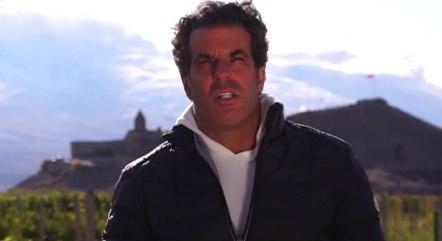 O empresário Alvaro Garnero