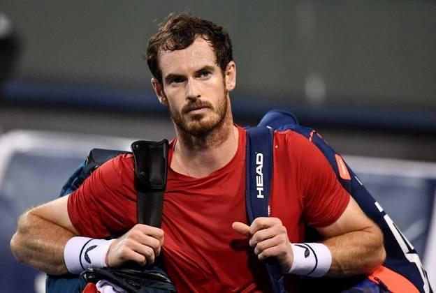51) Andy Murray (Grã-Bretanha) - Tênis