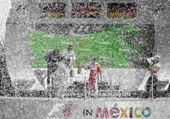 51 - No México, também em 2016, Lewis Hamilton manteve a sequência de vitórias para alcançar Nico Rosberg