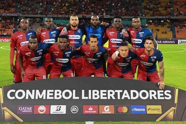 53º: Independiente Medellín (COL)