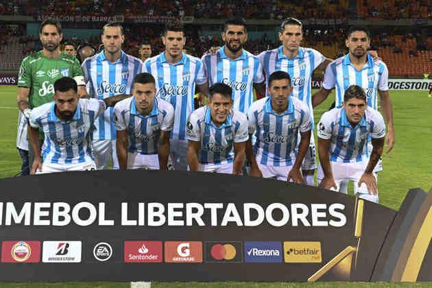 54º: Atlético Tucumán (ARG)