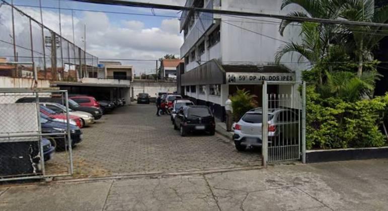 Caso foi registrado como trafico e associação ao tráfico, pelo 59° DP (Jardim dos Ipês)