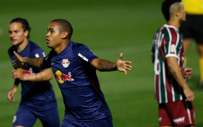 6º - Alerrandro - Red Bull Bragantino - 2 gols
