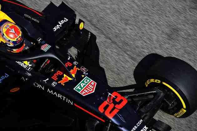 6) Alexander Albon (Red Bull), 1min17s029