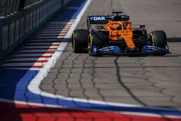 6) Carlos Sainz Jr. (McLaren), 1min32s550