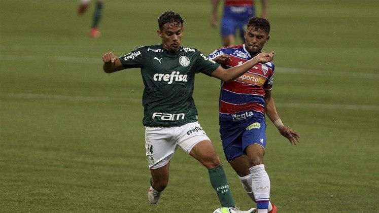 6º colocado – Palmeiras (56 pontos/34 jogos): 0.00% de chances de ser campeão; 100% de chances de Libertadores (G6); 0% de chances de rebaixamento.