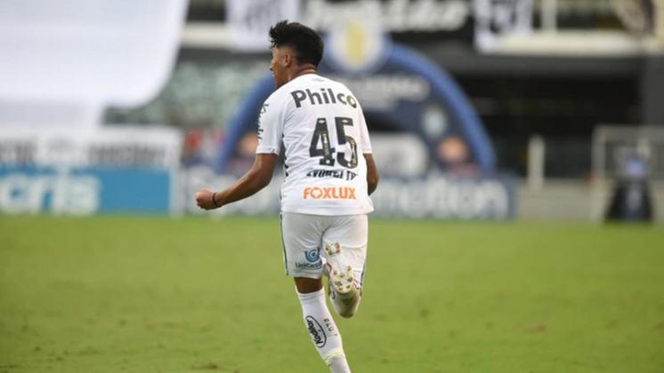 6º colocado – Santos (34 pontos) – 4.2% de chances de título; 55.4% para vaga na Libertadores (G6); 0.17% de chance de rebaixamento.