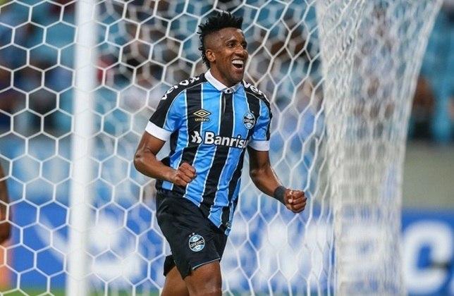 6º - Cortez - Grêmio - 13 desarmes
