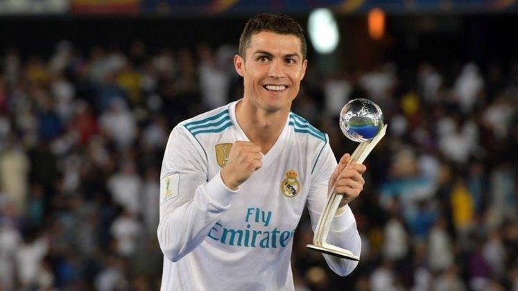 6 - CRISTIANO RONALDO - O Manchester United pagou R$ 121 milhões em 2004, mas vendeu por R$ 602 milhões ao Real Madrid: lucro de R$ 481 milhões