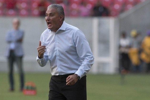 6) Depois dele vem Tite, desde 2016 na Seleção Brasileira. No Brasileiro, foram 151 vitórias desde 2003 – passagens por Corinthians e Internacional ajudaram nesta conta.