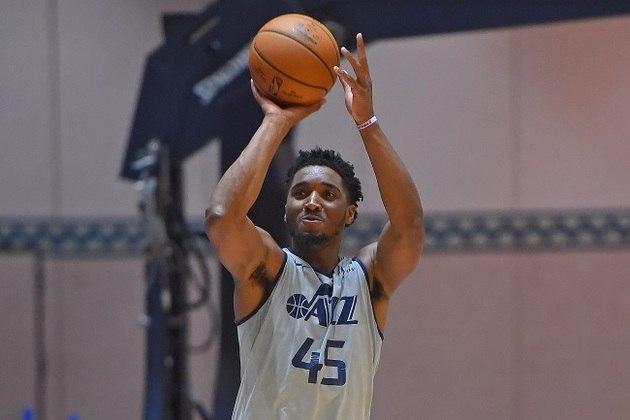 6- Donovan Mitchell (Utah Jazz)