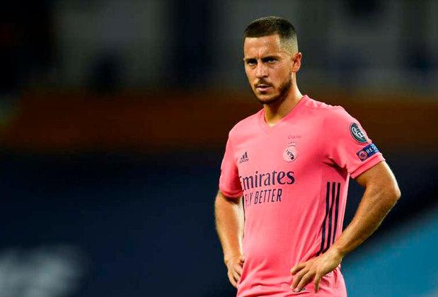 6 - Eden Hazard (Real Madrid) – 32 milhões de euros (cerca de R$ 211 milhões)