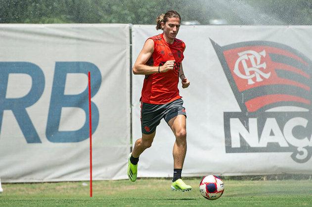 6. Filipe Luís - 630 minutos (7 jogos)