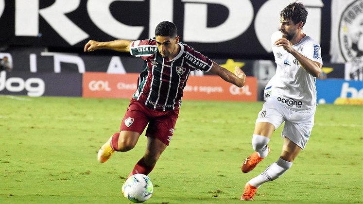 6º - Fluminense - 29 pontos em 18 jogos. Oito vitórias, cinco empates e cinco derrotas. Vinte e quatro gols marcados e vinte e um sofridos. 53.70% de aproveitamento.