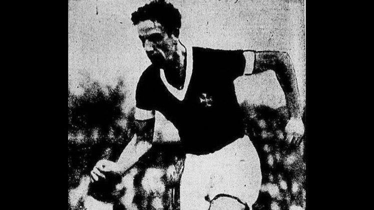 6º – Hugo Lamanna – 1934-1935 – argentino – 25 gols