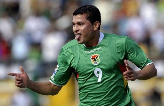 6º - Joaquin Botero - Bolívia - 16 gols