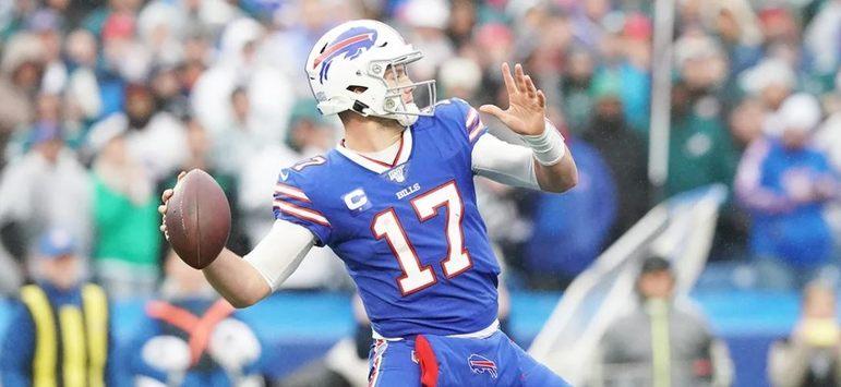 6º Josh Allen (Buffalo Bills): Candidato ao prêmio de MVP durante primeiras semanas, Allen teve queda brusca no meio da temporada. Nas últimas rodadas, entretanto, joga o fino.