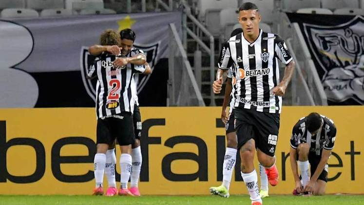 6º lugar - Atlético-MG: R$ 1.702 bilhões