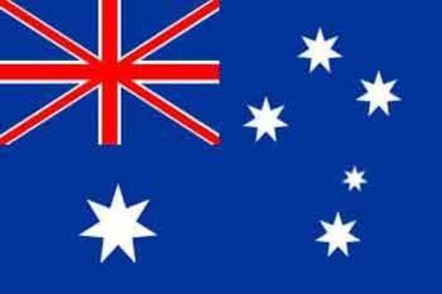 6º lugar - Austrália: 84 pontos (ouro: 17 / prata: 6 / bronze: 21).
