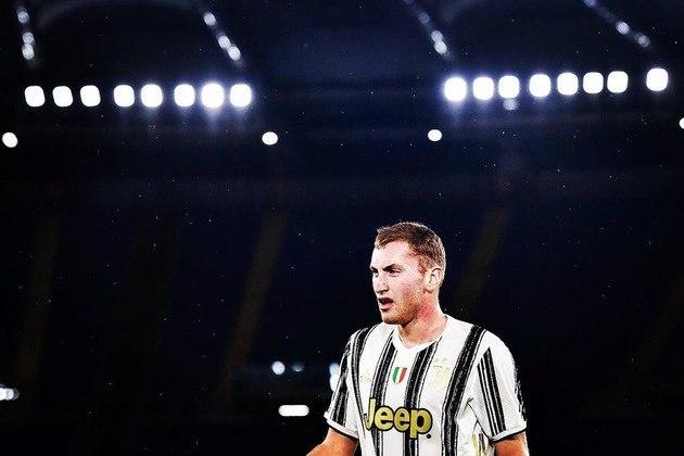 6º lugar: Dejan Kulusevski (meia sueco - 20 anos - Juventus) - 41 pontos na votação