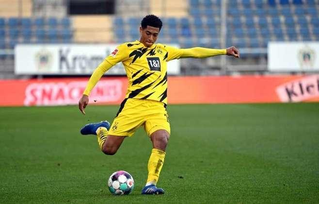 6º lugar: Jude Bellingham (Borussia Dortmund) - 2003